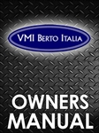 VMI Berto Italia Spiral Mixer With Fixing Bowl  Model 160-200 AR 2V