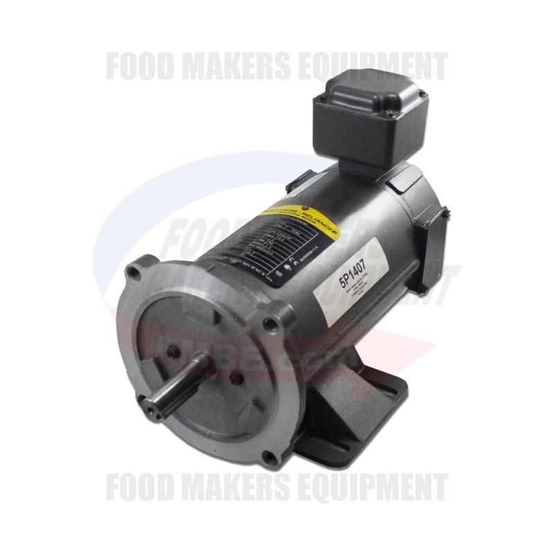 Baxter ov850 motor 1 3 hp 1750 rpm 56c frame 90 arm for 2 hp motor current