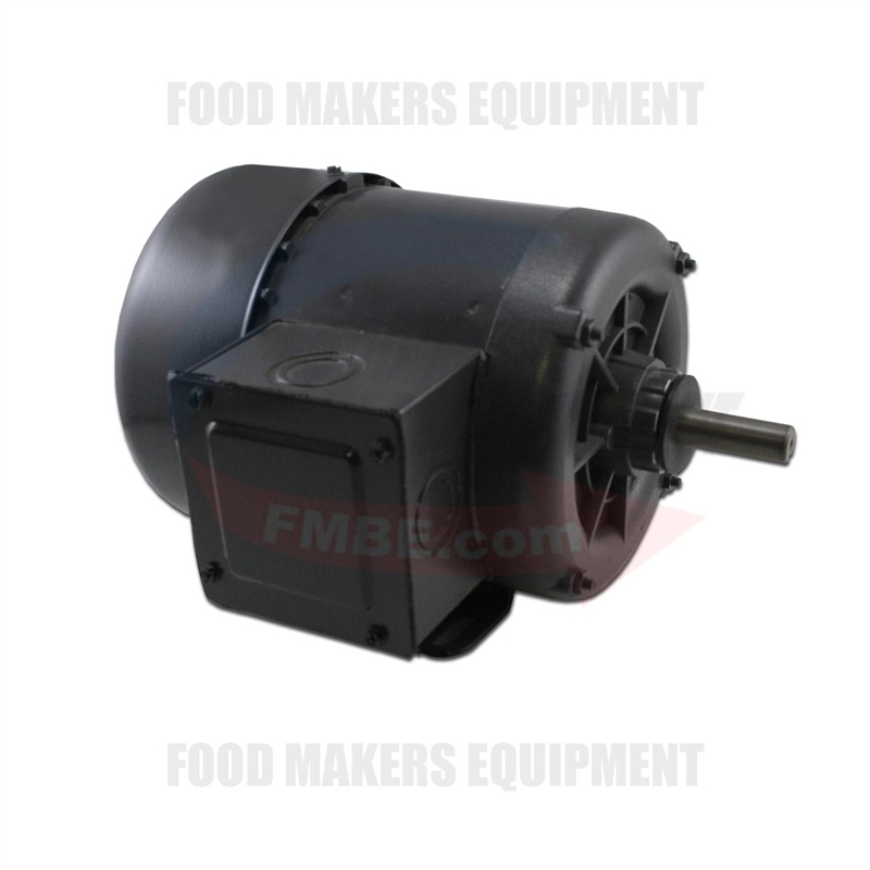 Picard mt 8 24 main drive motor 3 phase 1 2 hp for Single phase motor drive
