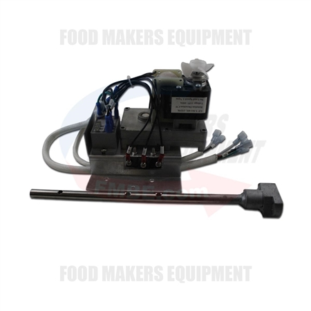 Lbc Rack Oven Lro 2g Damper Motor Assembly