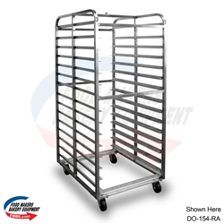 Hobart A Lift 15 Slide Double Oven Rack