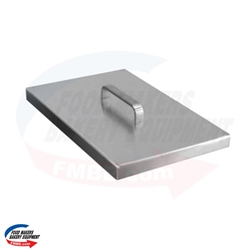 Stainless Ingredient Bin Lid