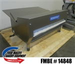 Somerset Dough and Fondat Sheeter CDR-600F