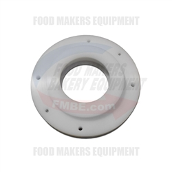 "Bew Mixer #16 Packing Insert Assembly. 4-15/16"" Diameter."