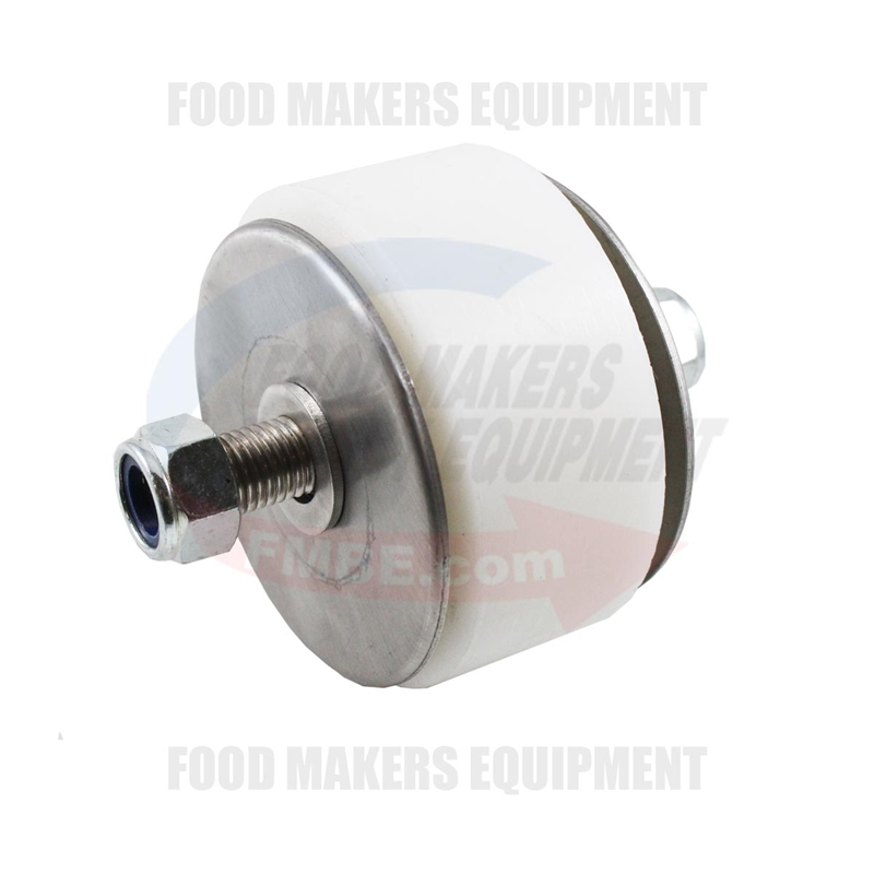 ABS Mixer SM200T Bowl Guide Roller Assembly