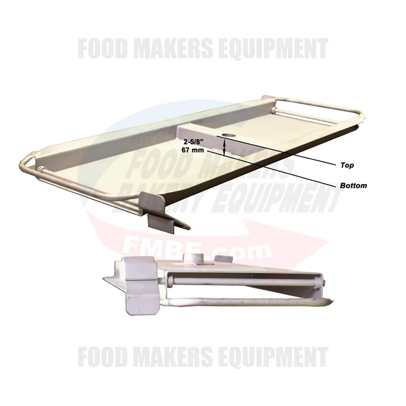 Lbc Oven Lrog2 Double Rack Carrier Body Lifter Only