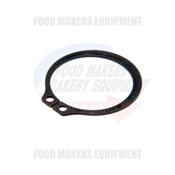 "Baxter OV210 / OV850 Snap Ring: 1-1/2"" Diameter"
