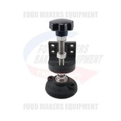 LBC / Sinmag Mixer SM-80T Foot Adjustment Assembly.