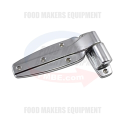 LVO Pan Washer Chrome Door Hinge.