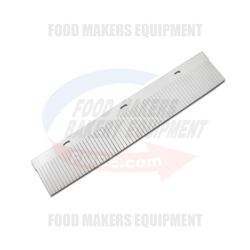 Oliver Bread Slicer Plastic Guide Knife 1/4""
