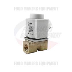 Kisco Water Meter - Model K91E - Solenoid Valve