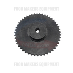 AM Manufacturing Divider Sprocket.