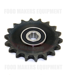 "1/2"" ID Bearing Equipped Idler"