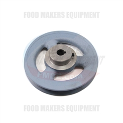 Reed Tray Oven Main Motor Pulley.