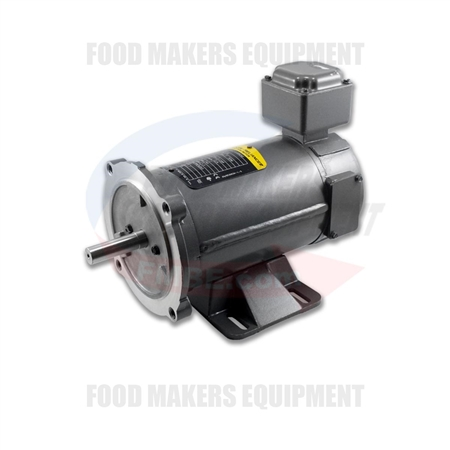 Baxter ov850 main drive motor 1 4 hp 1750 rpm 56c frame for 2 hp motor current