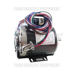 Reed 622x99 / 622x98-1/2 Main Drive Motor With Speed Reducer Assembly Section