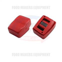 Hobart V1401 / HCM450 Safety Switch Button RED STOP.