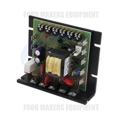 AM Manufacturing Speed Control Board.