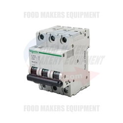 Lucks RM30G / SD-1 Humidity Circuit Breaker C16A Multi 9.
