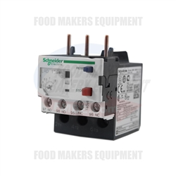 AMF Mixer Overload Relay. 5.5 - 8.0 Amp.