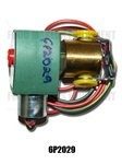 "Baxter Proofer Solenoid 1/4"" x 2 way, 120v"