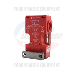 Sottoriva Divider Front Cover Safety Switch. RED Trojan 5.