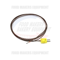 LBC Rack Oven 7' Calibrate Temperature Probe.
