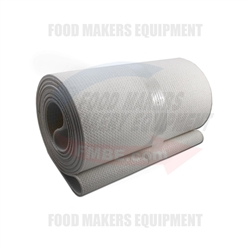 AM Manuf.Scale-A-Bagel / BF100 Bagel Forming Belt. 9.75 x 180in.
