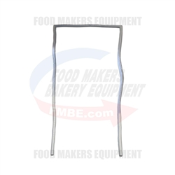 "Bakers Aid BAP-6-RI Magnetic Door Gasket 33 1/2"" W x 71"" H."