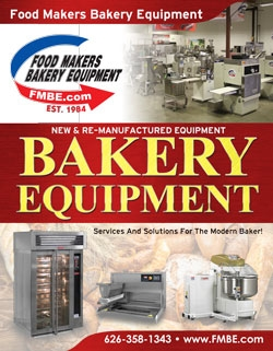 Bakery Equipment Catalog