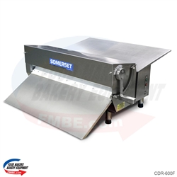 Somerset CDR-600F Dough and Fondant Sheeter