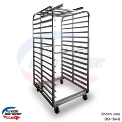 Baxter B Lift Double Oven Rack 20 Slide