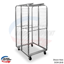 Baxter B Lift 28 Slide Double Oven Wire Rack