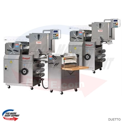 Sottoriva DUETTO 2 Automatic Unit For Rolled Bread
