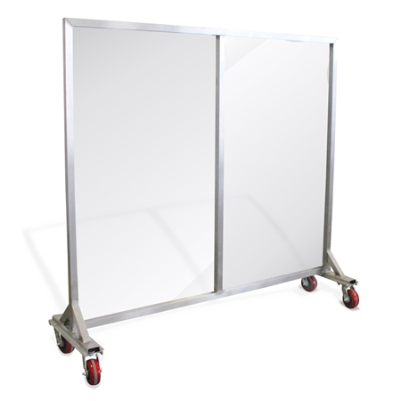 Stainless Physical Mobile Barrier