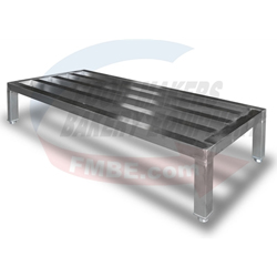 Stainless Dunnage Rack