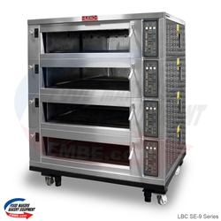 LBC SE-9 Series Electric Deck Oven