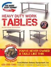 Heavy Duty Work Tables Catalog